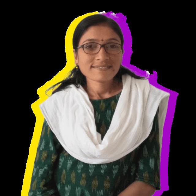 Parvatiben Khander